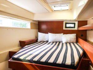 2013 Leopard 48 Catamaran KNOT ON CALL cabin