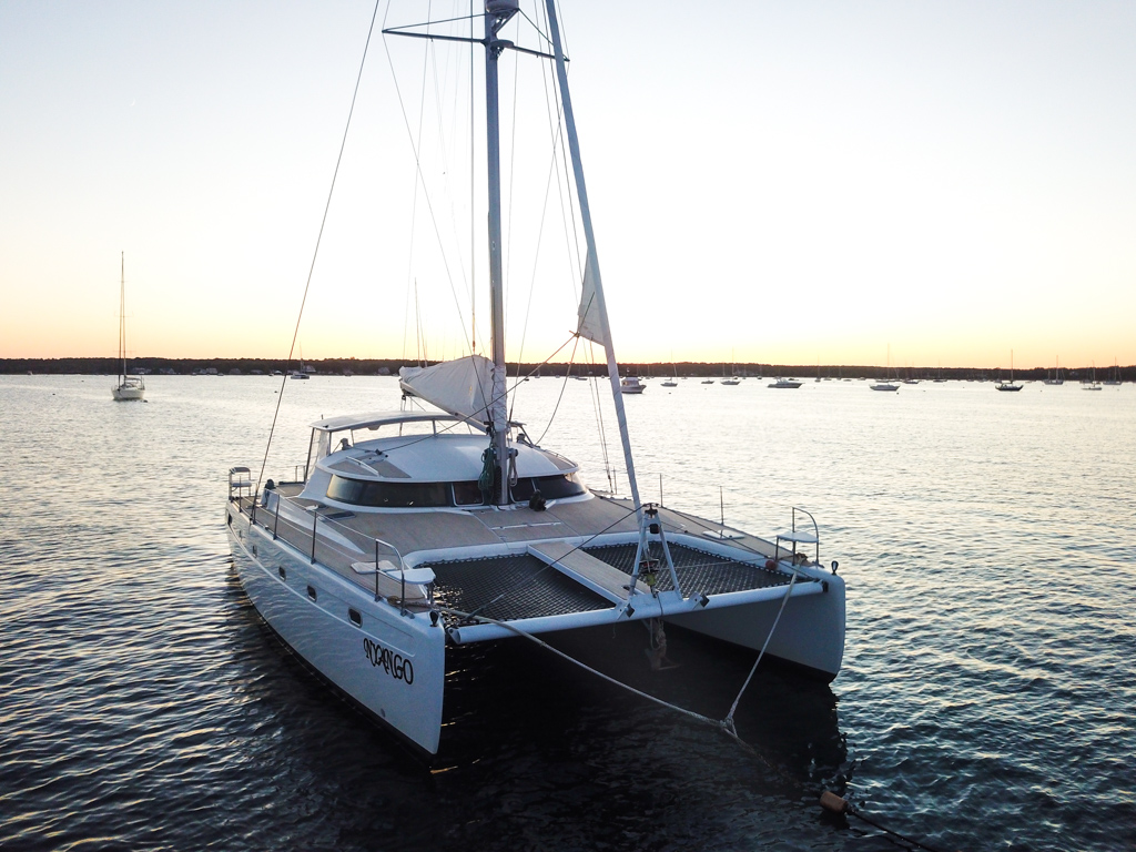 Fountaine Pajot Venezia 42 Catamaran