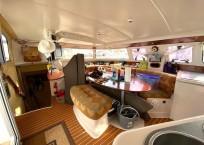 Fountaine Pajot Venezia 42 Catamaran Salon