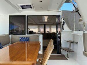 2017 Fountaine Pajot Lucia 40 catamaran sold