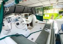 Manta 42 MKII Catamaran for sale aft
