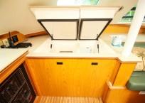 Manta 42 MKII Catamaran for sale freezer