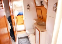 Manta 42 MKII Catamaran for sale head