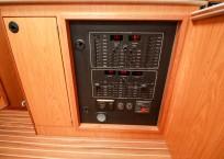 Manta 42 MKII Catamaran for sale panel