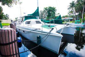 Manta 42 MKII Catamaran for sale profile