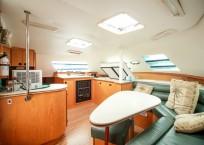 Manta 42 MKII Catamaran for sale salon