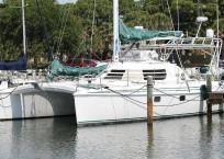 Manta 42 Catamaran sold