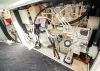 2011 Leopard 46 Catamaran DOUBLE DIAMOND genset