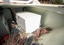2011 Leopard 46 Catamaran DOUBLE DIAMOND genset