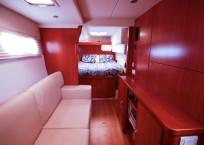 2011 Leopard 46 Catamaran DOUBLE DIAMOND main cabin
