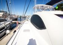 2011 Leopard 46 Catamaran DOUBLE DIAMOND port