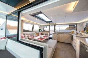 Leopard 45 Catamaran sold - entry