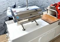 2019 Fountaine Pajot Saona 47 Catamaran FAIR WINDS bbq