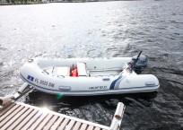 2019 Fountaine Pajot Saona 47 Catamaran FAIR WINDS dinghy