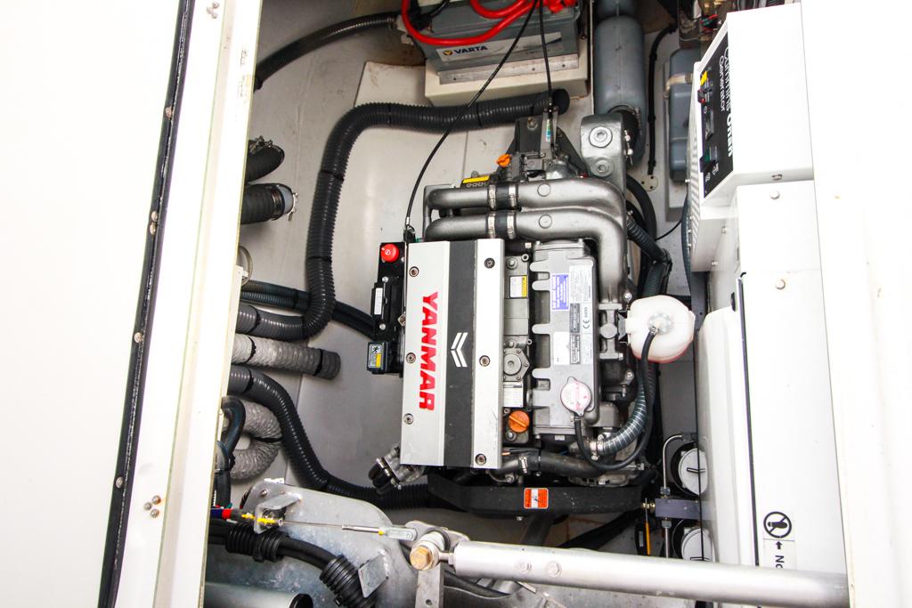 2019 Fountaine Pajot Saona 47 Catamaran FAIR WINDS engine