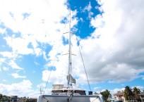 2019 Fountaine Pajot Saona 47 Catamaran FAIR WINDS forward