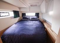 2019 Fountaine Pajot Saona 47 Catamaran FAIR WINDS cabin