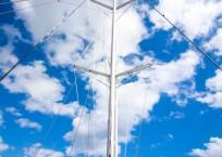 2019 Fountaine Pajot Saona 47 Catamaran FAIR WINDS mast