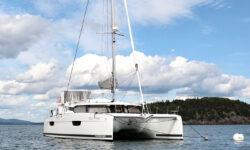 2019 Fountaine Pajot Saona 47 Catamaran FAIR WINDS Sold by Just Catamarans