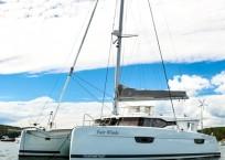 Fountaine Pajot Saona 47 Catamaran profile
