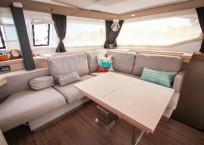 2019 Fountaine Pajot Saona 47 Catamaran FAIR WINDS salon
