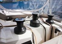 2019 Fountaine Pajot Saona 47 Catamaran FAIR WINDS winches