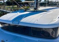2014 Lagoon 39 Catamaran CARPE DIEM-forward window