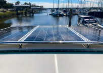 2014 Lagoon 39 Catamaran CARPE DIEM-solar panels