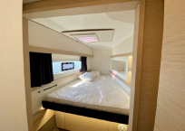 2017 Fountaine Pajot Lucia 40 Catamaran for sale DAY DREAMING cabin