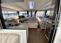 2017 Fountaine Pajot Lucia 40 Catamaran for sale DAY DREAMING to salon