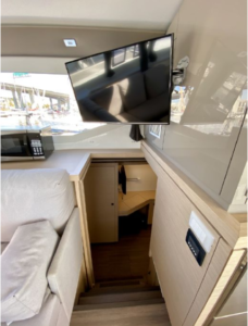 2017 Fountaine Pajot Lucia 40 Catamaran for sale DAY DREAMING tv