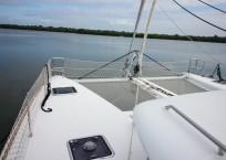 Lagoon 450F Catamaran for sale bow