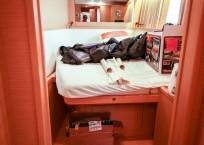 Lagoon 450F Catamaran for sale cabin