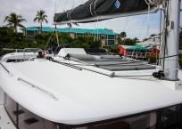 Lagoon 450F Catamaran for sale flybridge