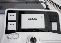 Lagoon 450F Catamaran for sale electronics panel