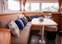 Lagoon 450F Catamaran for sale salon