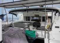 Lagoon 450F Catamaran for sale aft