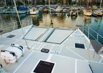 2020 Royal Cape 57 Fly Catamaran bow