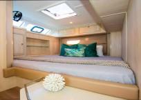2020 Royal Cape 57 Fly Catamaran-port mid cabin