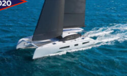 Outremer 55 Catamaran - Multihull of the Year