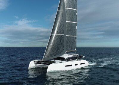 Outremer 55 Catamaran