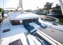 2014 Lagoon 39 Catamaran MARDI GRAS bow