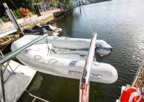 2014 Lagoon 39 Catamaran MARDI GRAS dinghy