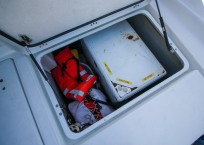 2014 Lagoon 39 Catamaran MARDI GRAS locker