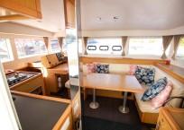 2014 Lagoon 39 Catamaran MARDI GRAS salon