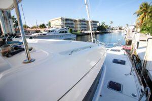 2014 Lagoon 39 Catamaran MARDI GRAS starboard