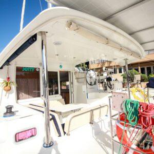 2014 Lagoon 39 Catamaran MARDI GRAS aft