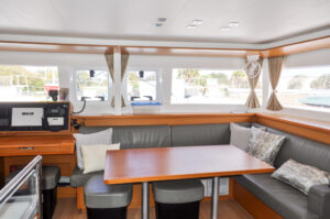 Lagoon 450 Catamaran SALTY PAWS sold