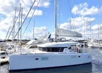 Lagoon 39 Catamaran for sale MARDI GRAS profile