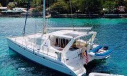 1999 Leopard 45 Catamaran COMMON DOG
